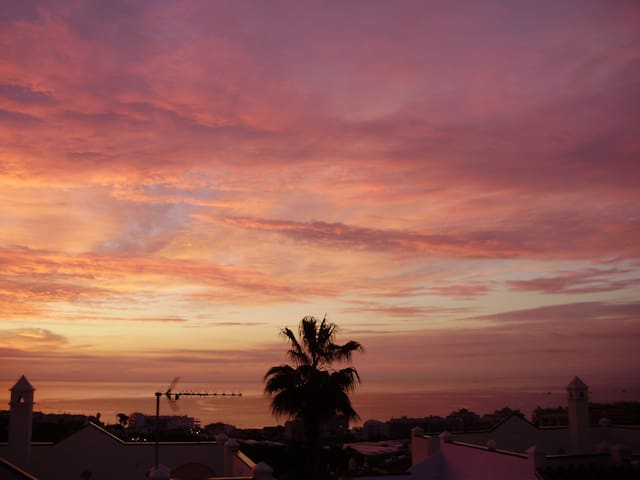 Home from home - with 300 days sunshine each year. - Torrox