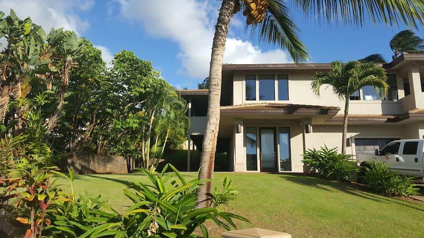 Beautiful modern beach house #1 - Lahaina - Casa