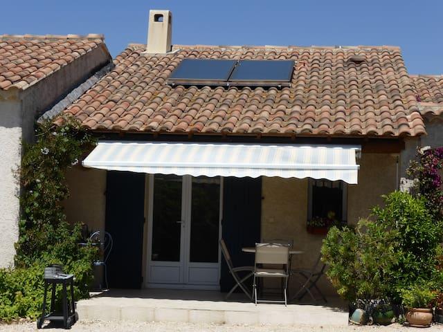 apartamento 46 m2 para 4 personas - Eyragues - Casa