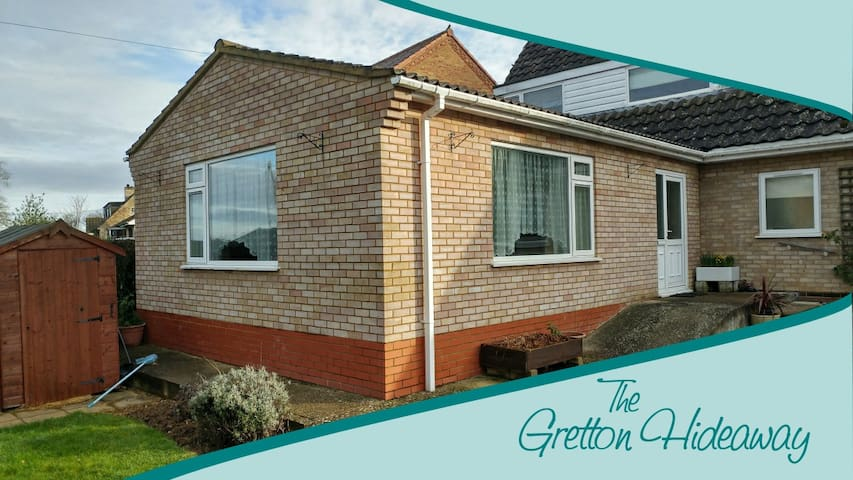 The Gretton Hideaway - Leisure or Business Ready - Gretton - Dům