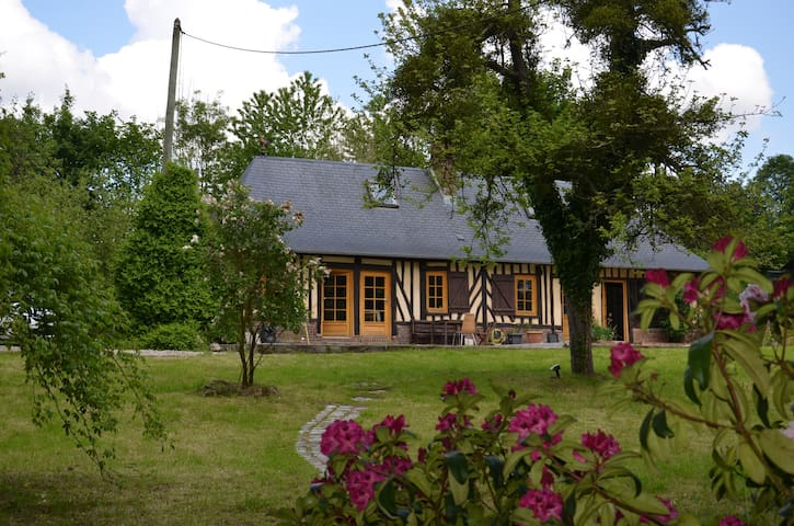 Typical Normandy House in Pays d'Auge - Saint-Pierre-de-Cormeilles - 獨棟