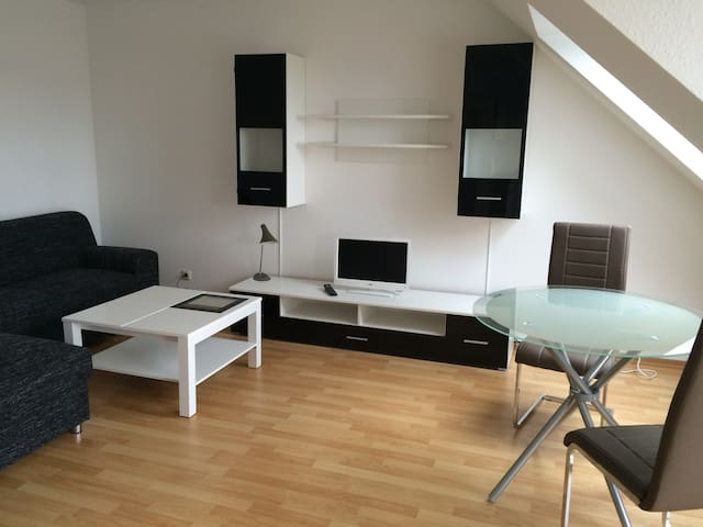 Unterkunft in Liebertwolkwitz - Leipzig - Appartement