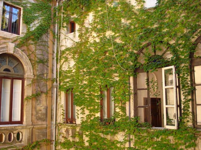 APPARTAMENTO INCANTEVOLE NEL CUORE DI CATANIA - Catania - Huis