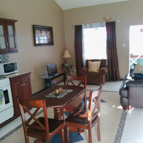 Richomes Apartments, - Bring only yourself - Rodney Bay - Departamento