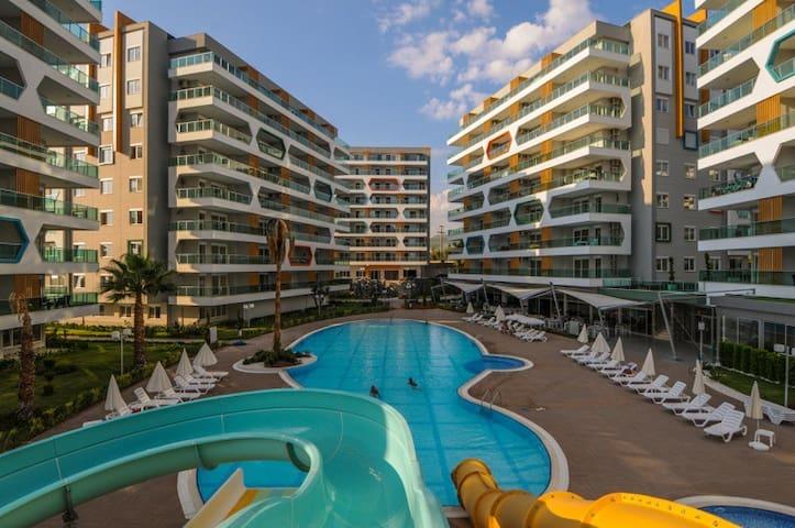Emerald Park 2-bedroom apartment - Avsallar Belediyesi - Appartement