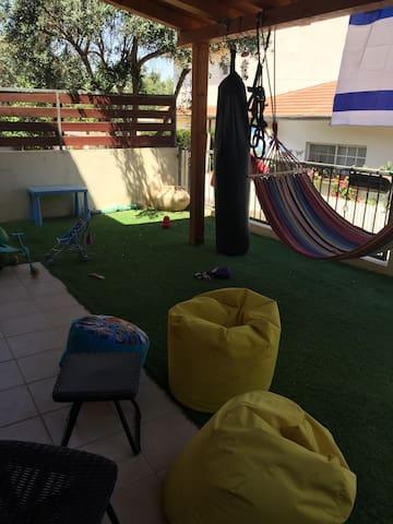 Family Holiday House - Pardes Hana-Karkur - Hus