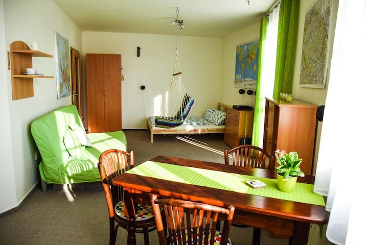 Apartment next to the park - 奧洛穆克(Olomouc) - 公寓