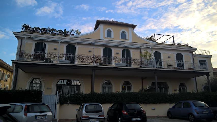 ROMA FRASCATI CASA DEL CUORE - Frascati - Apartemen