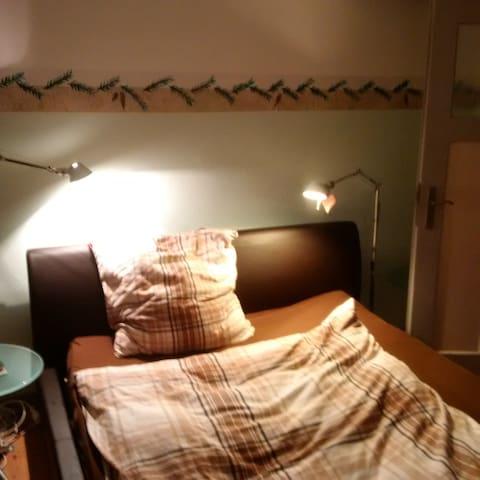 Haus Hibiskus: Zimmer im Zentrum von Aschaffenburg - Aschaffenburg - Dom