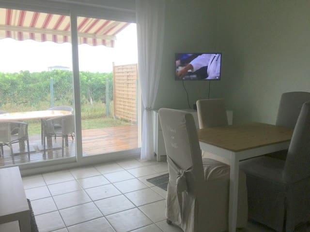 T3 plain pied - jardin - à 30 minutes de BORDEAUX - Beguey - Appartement