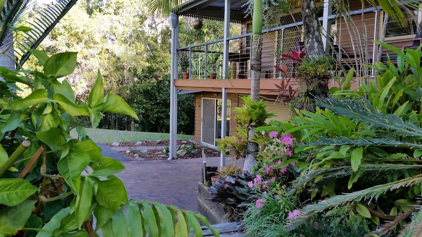 Country Retreat Apartment, Conveniently Located - Mooloolah Valley - Appartement