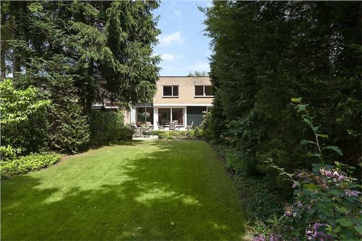 Fantastic villa with large garden - Bilthoven