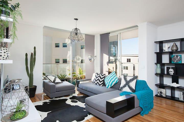 Central Beachside Apartment - Wollongong - Departamento