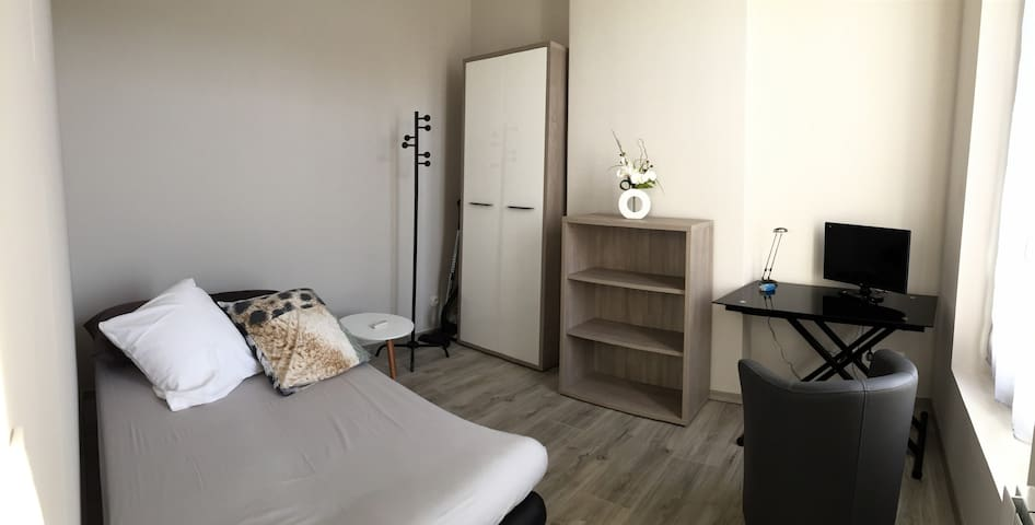 Studio en plein centre ville - tout confort - Dreux - Otros