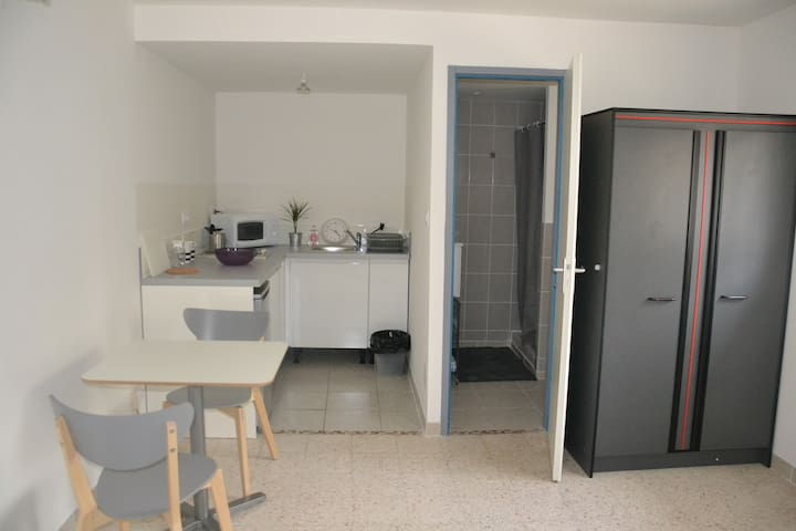 Appartement Camargue/plages/2 personnes - Lunel - Daire