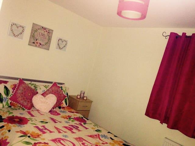 Double bedroom, near the airport - Wythenshawe - Leilighet