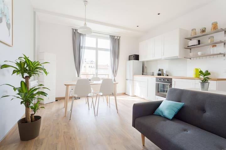 Bel Appartement Cosy dans Grenoble - Grenoble - Appartement