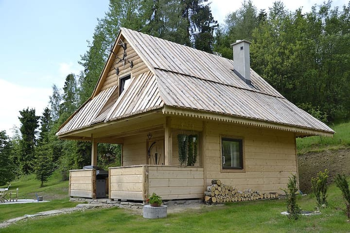 Beautiful wooden mountain hut - Nowy Targ - Chalé