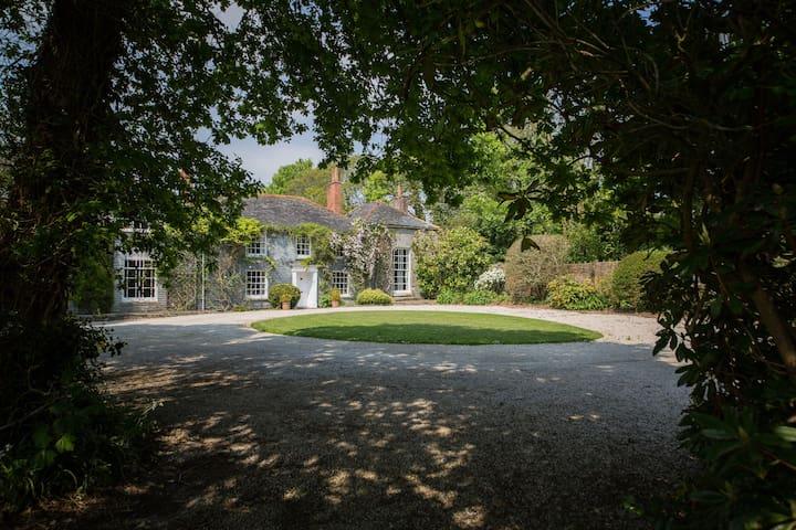 Courtyard Apartment, Albion House, Mylor. Cornwall - Mylor Bridge - Daire