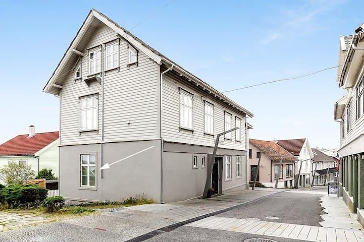 Sentralt i Leirvik sentrum - Stord - Lägenhet