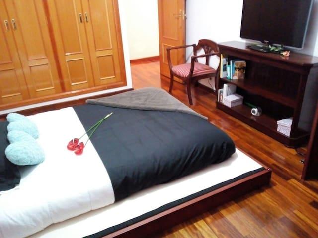 Habitancion con ambiente japones acogedora - Pontevedra