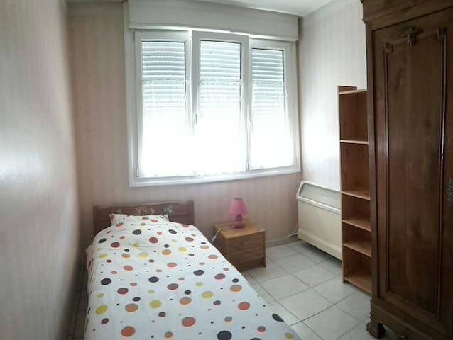 Chambre à 30 min de l'océan - La Roche-sur-Yon