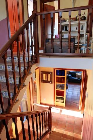 Habitación individual en casa mágica - Pont-Xetmar - Ev