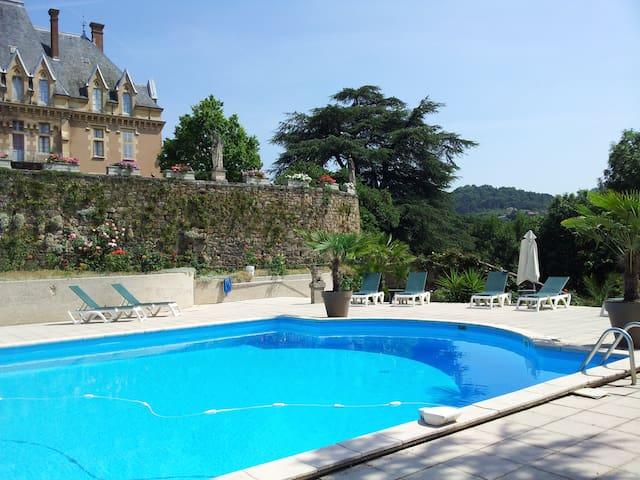 chateau durbilhac - Lamastre - Slott