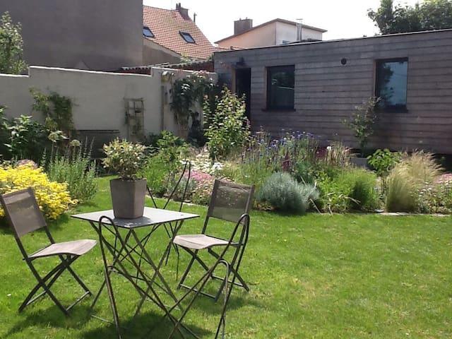 petite maison Mer Nature - Wissant - Hus