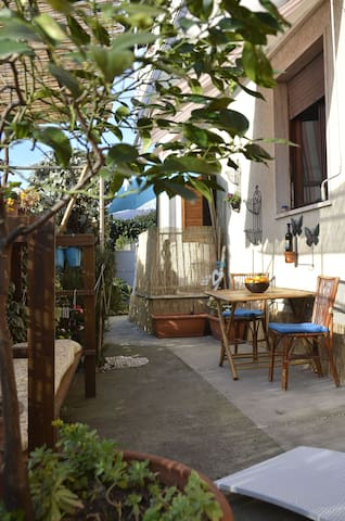 Cosy apartment between beaches and cities of art - Casano