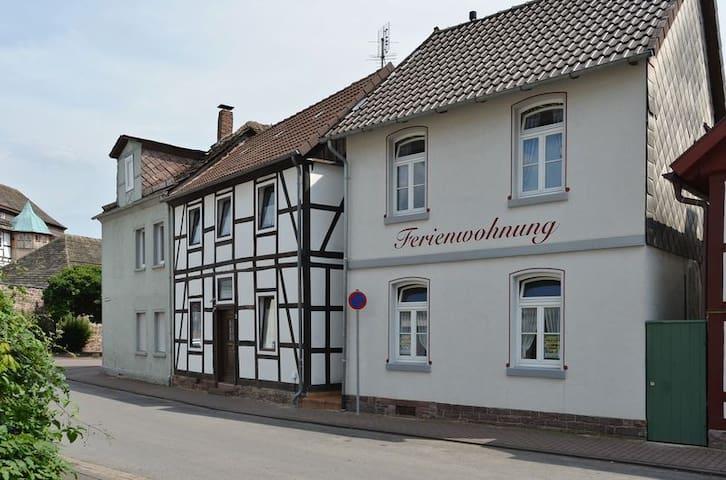 Ferienwohnung in Höxter - Höxter - Departamento