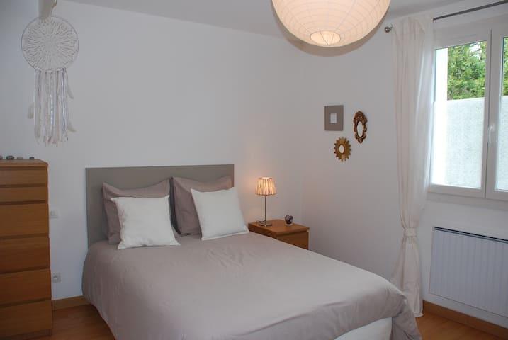Chambre dans maison chaleureuse - Castelnaudary - Haus