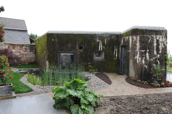 Au bunker 67 - Rott - Muu