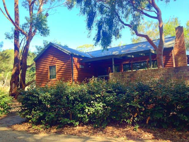Cedar Cottages Near Lorne - Deans Marsh - Dağ Evi