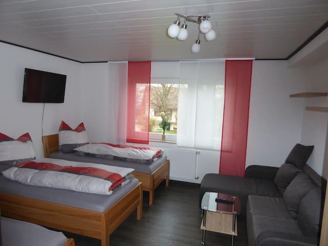 Ferienwohnung Waldblick 1 - Burladingen - Appartement