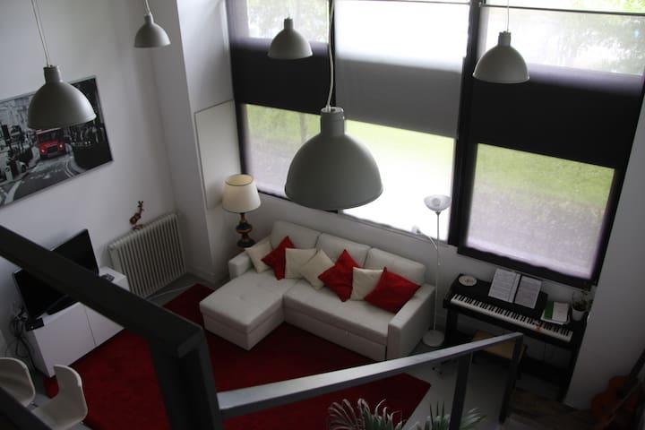 Luxury loft with Spa - Alcobendas - ロフト