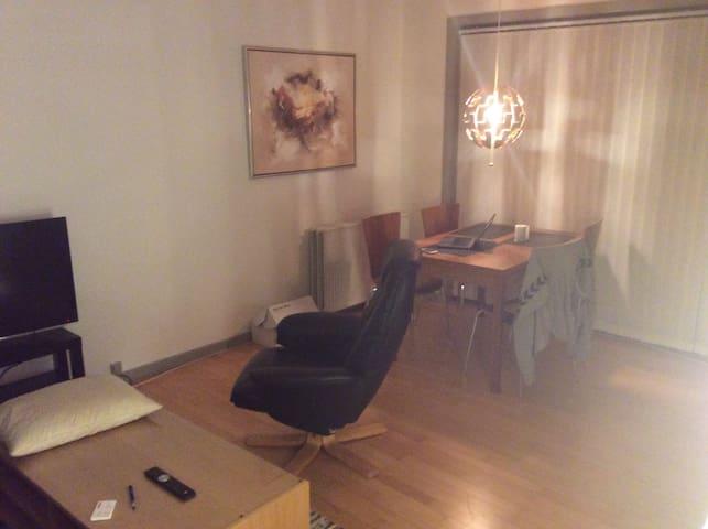 Single Room, Haverslev, Denmark - Nørager - Casa