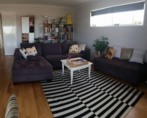 Cosy Bedroom in Home with Bay Views - Portarlington - Huis