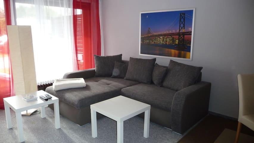 Very nice flat in Waiblingen-south - Waiblingen - Lägenhet