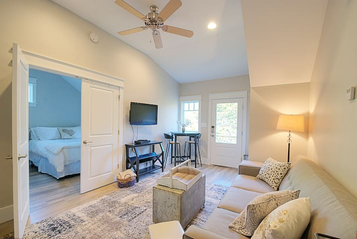 Charming Carriage House in Historic Roswell - Roswell - Huoneisto