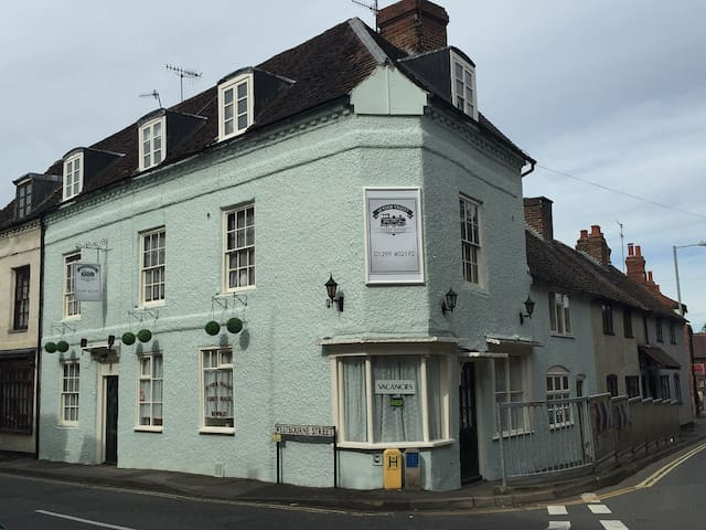 Severn Valley Guest House - Bewdley - Gästhus