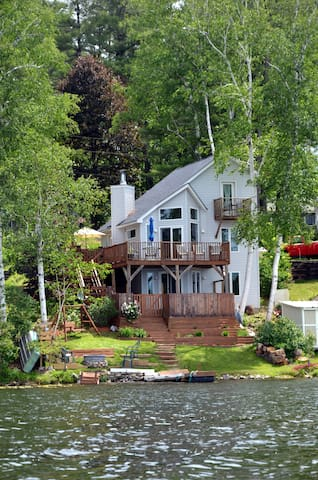 Looking for a weekend in Vermont on a lakefront? - Fair Haven - Casa