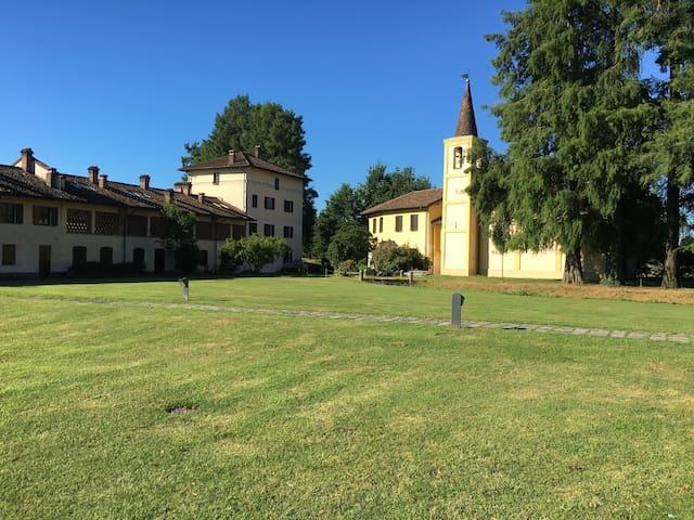 La Torre di Rossana - Tolcinasco - Leilighet