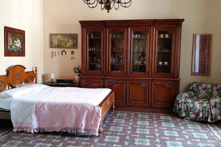 big apartment in historic center - Cosenza - Appartement