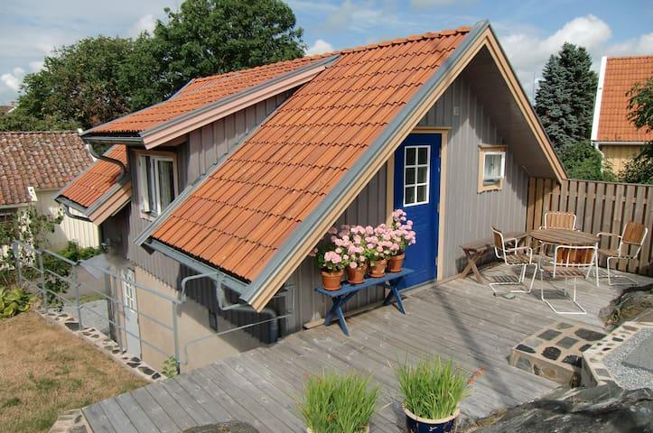 Lägenhet vid Rönnängs brygga (Veckopris finnes) - Tjörn S - Appartement