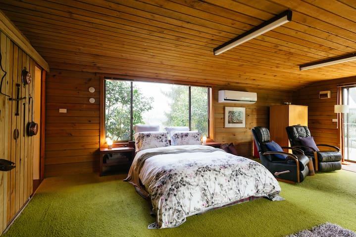 Lilly Pilly Cottage, Yarra Ranges - Kallista - Cabaña