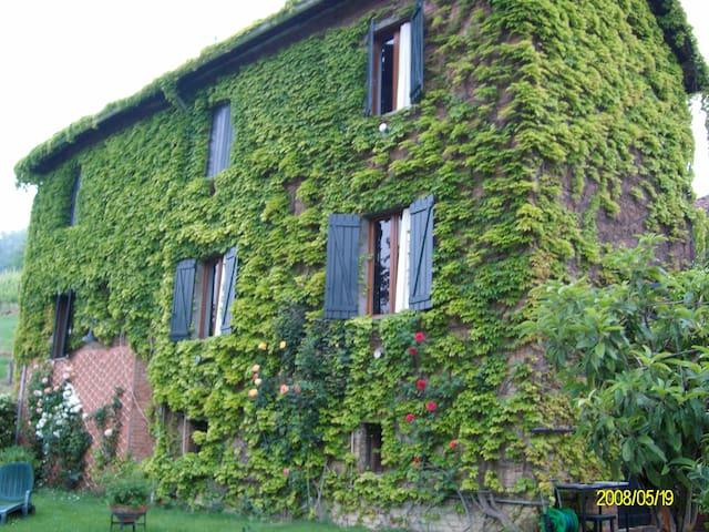 elegante rustico immerso nel verde - Ricaldone - Maison