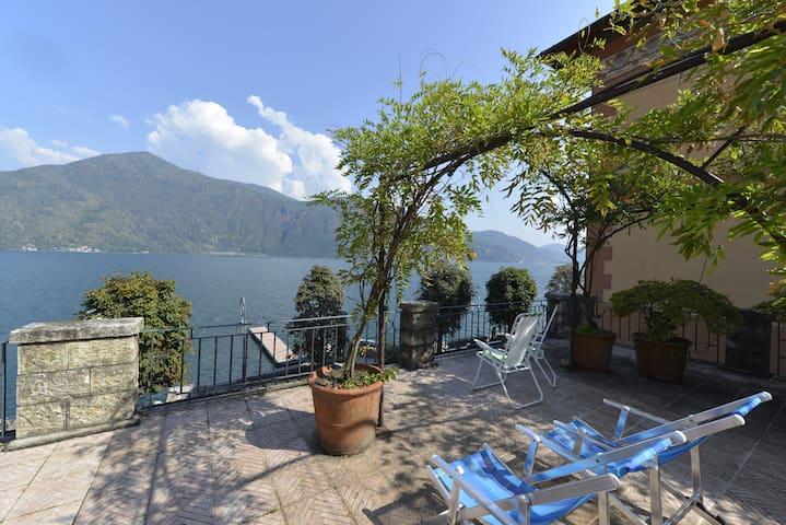 Casa la Terrazza sul lago-WelcHome - Cannobio - Ev