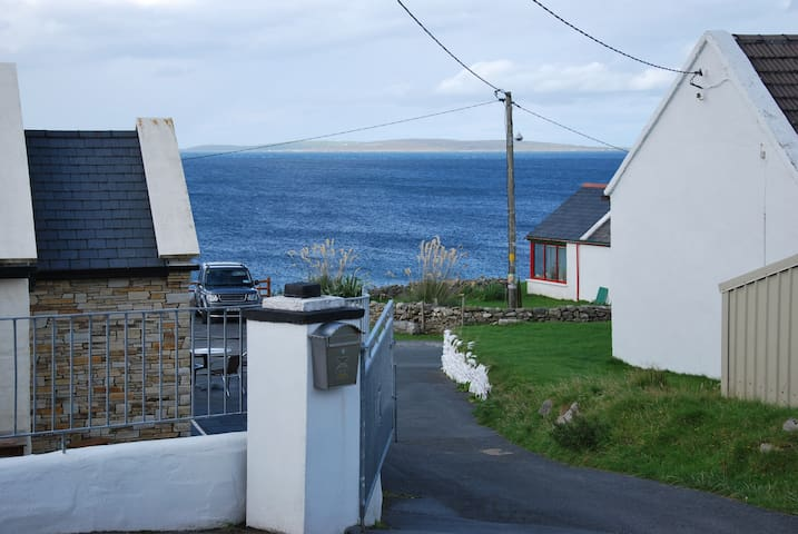 Christina's Cottage - Achill - Huis