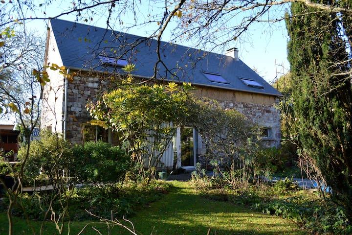 Maison dans notre paradis normand, cadre bucolique - Orval - Hus